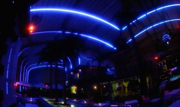 Gipsy Club LED Light System